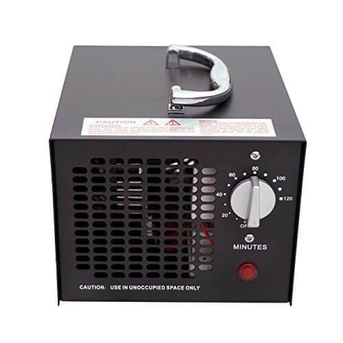 ECO-WORTHY 3.5g 220V Ozongenerator Industrielle Luftreiniger Ozonator Luftreiniger - 4