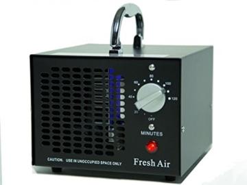 Ozongenerator Beratung Test Vergleich Kommerzieller Ozonisator 5000mg 03, industrieller Ozon Luftreiniger, schwarz, Luftverbesserer, Luftsterilisator Ozone Generator - 1