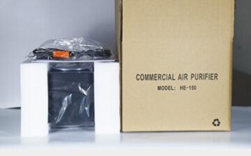 Ozongenerator 3500mg/hr Hausstand Ozon Luftreiniger Schimmelpilz Desinfektion Ozone Generator - 4