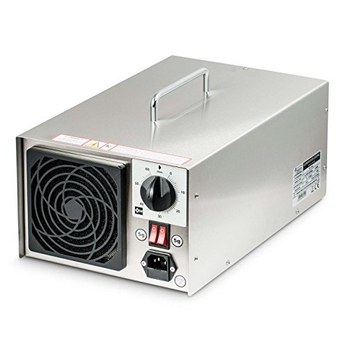 Profi Gerät ! INOX Ozongenerator 10000mg/h 10g Timer für Luft Ozongerät Ozon. BT-N10 - 1