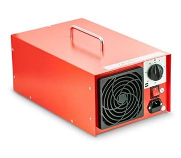 Ozongenerator Beratung Test Vergleich ! Profi Gerät ! Ozongenerator 7000mg/h 7g LCD-Timer für Luft / Klima Ozongerät. BT-P7 - 2
