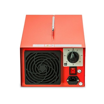 Ozongenerator Beratung Test Vergleich ! Profi Gerät ! Ozongenerator 7000mg/h 7g LCD-Timer für Luft / Klima Ozongerät. BT-P7 - 3