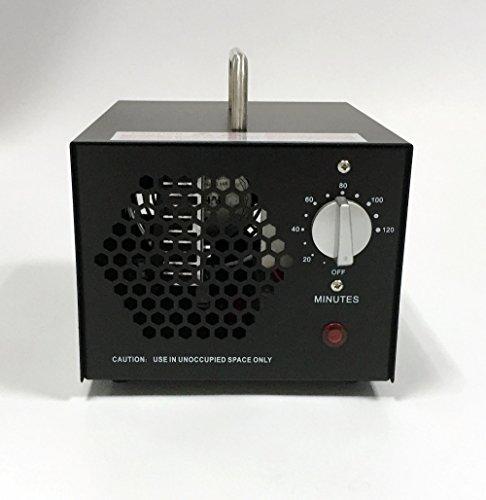 Ozongenerator Beratung Test Vergleich Profi Ozongenerator 5000mg/h 5g/h Timer Luftreinigungsapparat für Luft Ozongerät Ozon air purifier - 1