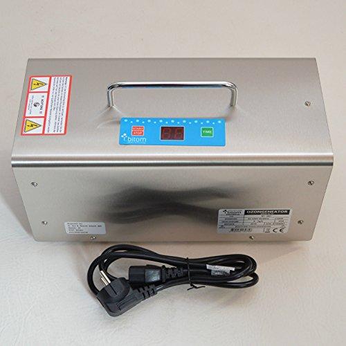 Profi Ozongenerator Ozongerät 7000mg/h 7g/h Timer Luft Ozon Ozonisator BT-NE7 - 2