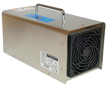 Profi Ozongenerator Ozongerät 7000mg/h 7g/h Timer Luft Ozon Ozonisator BT-NE7 - 4