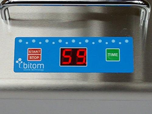 Profi Ozongenerator Ozongerät 7000mg/h 7g/h Timer Luft Ozon Ozonisator BT-NE7 - 6