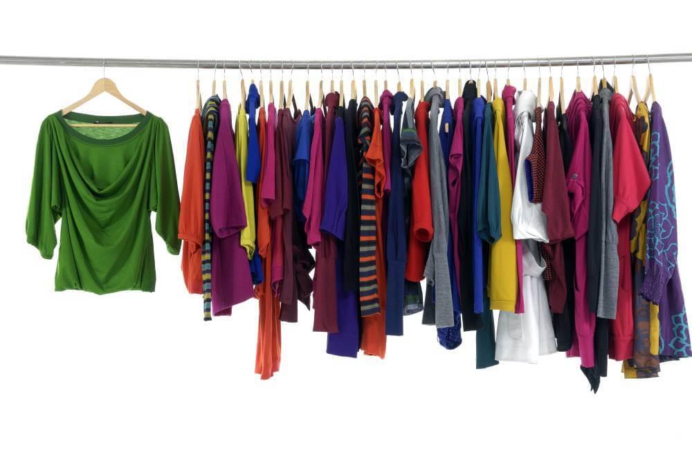 Ozonbehandlung bei Kleidung