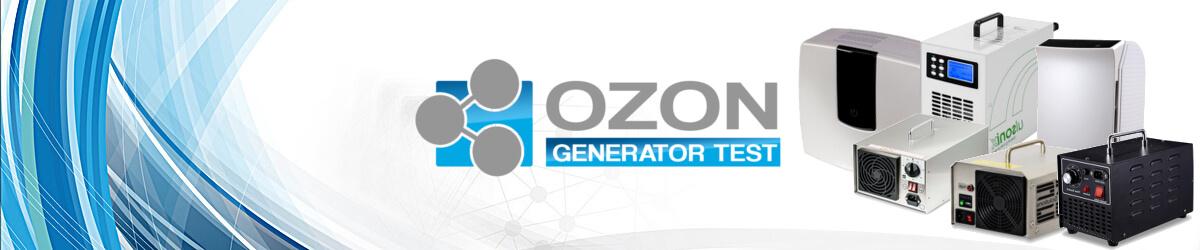 Banner ozongenerator vergleich test