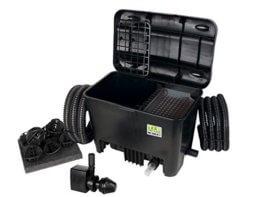 T.I.P. Teichaußenfilter WDF 10000 UV 11, UV-C 11 Watt, für Teiche bis zu 10.000 Liter - 1