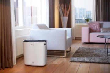 Luftwäscher Wohnzimmer Gesund